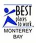 Monterey County Best Places to Work Badge